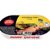 HG.MACROU IN ULEI VEGETAL 170G