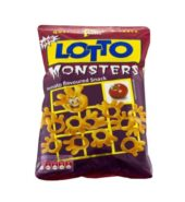 SNACKS LOTTO MONSTERS 35G