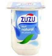 ZUZU IAURT NATURAL 3% 140G