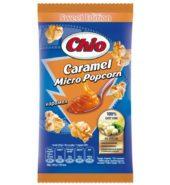 CHIO POPCORN CARAMEL MICROUNDE 90G