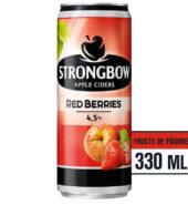 BERE STRONGBOW REDBERRIES DOZA 330ML