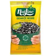 NUTLINE SEMINTE NEGRE CU SARE 100G